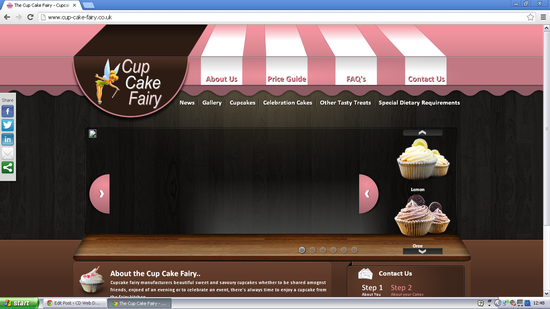 Cup Cake Fairy